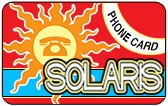 solaris phone card - Mexico Calling Card