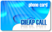 Cheap Call Phone Card