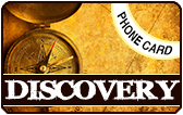 Discovery Calling Card